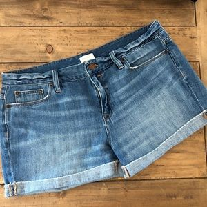 J Crew Factory Jean Shorts
